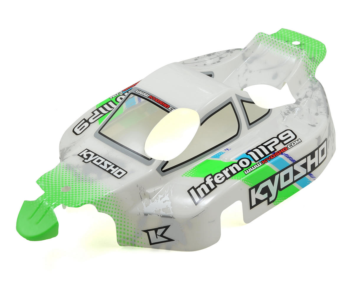 Kyosho MP9 TKI3 ReadySet Pre-Painted 1/8 Body Set