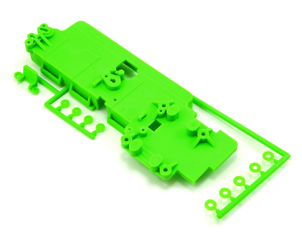 Kyosho Inferno VE Battery Tray Set (Green)
