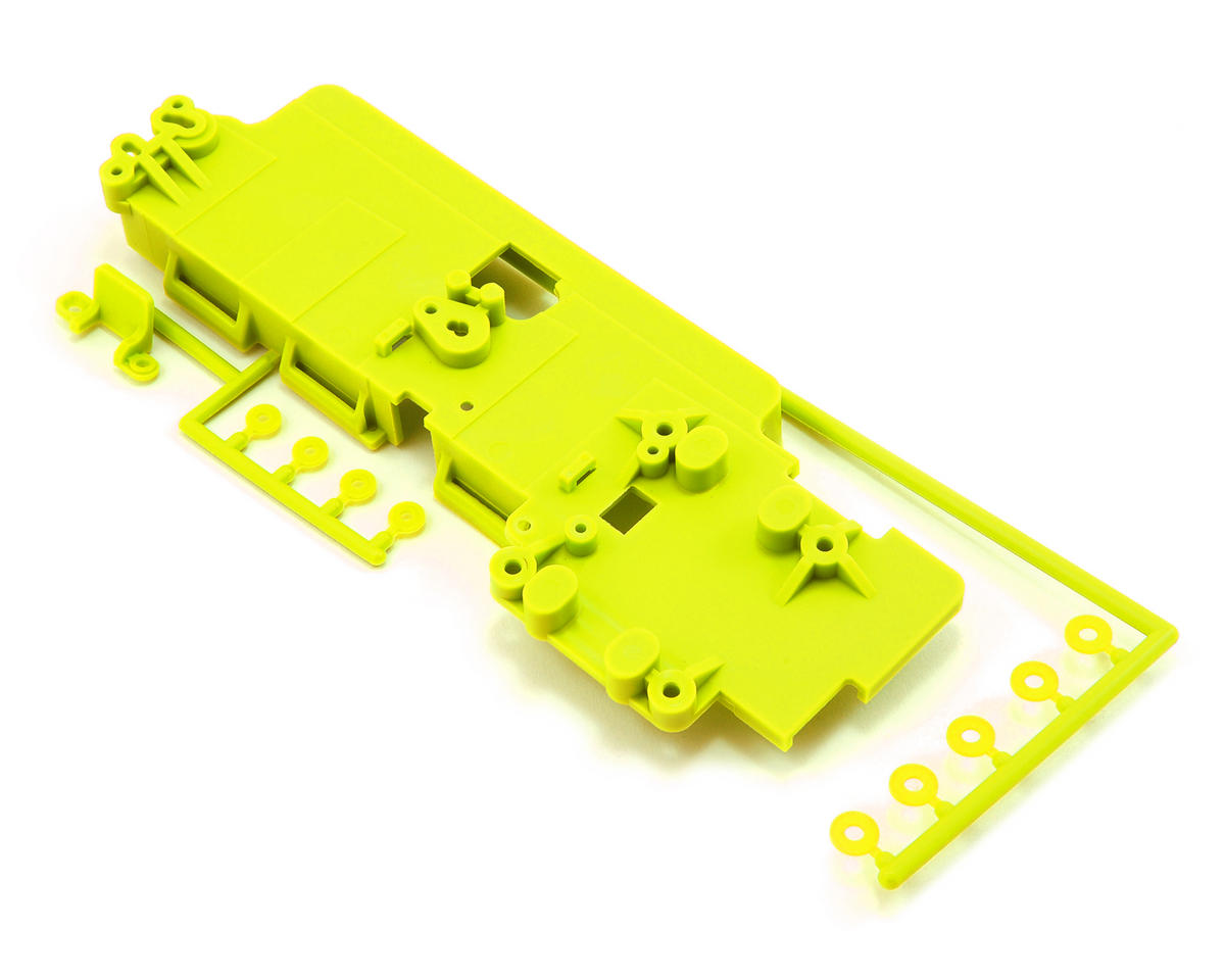 Kyosho Battery Tray Set (Yellow)