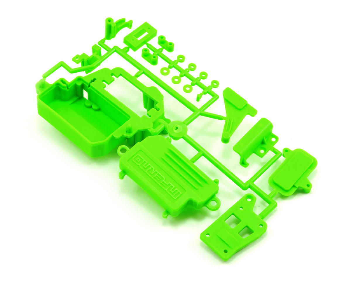 Radio Box Set (Green) by Kyosho