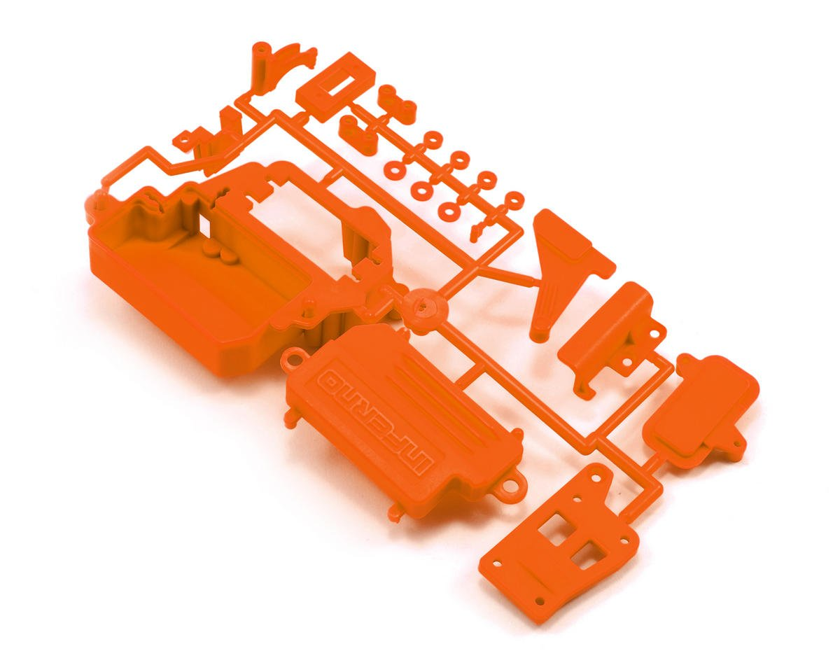 Kyosho Radio Box Set (Orange)