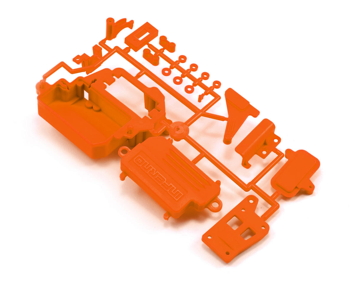 Kyosho Inferno VE Radio Box Set (Orange)