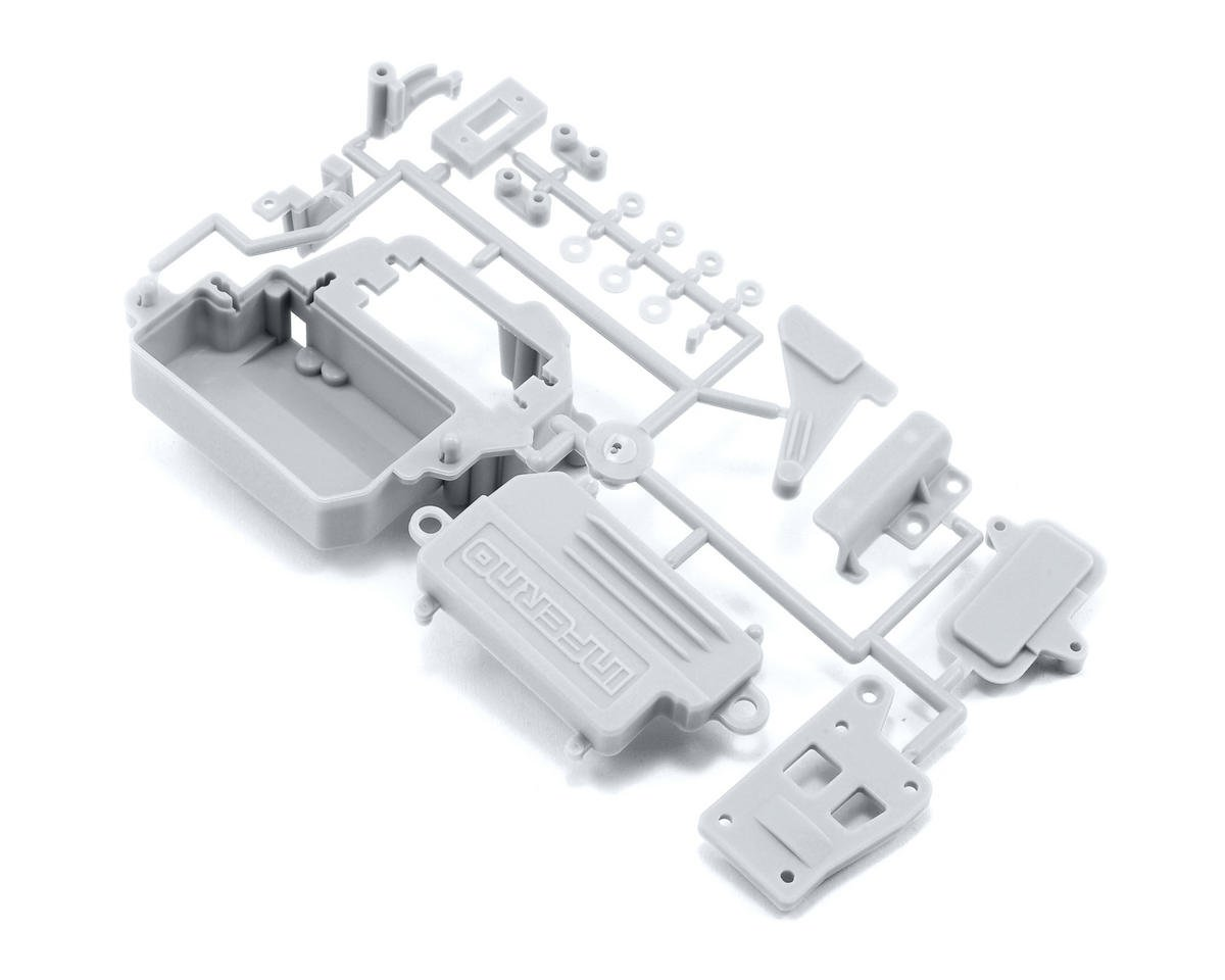 Kyosho Radio Box Set (White)