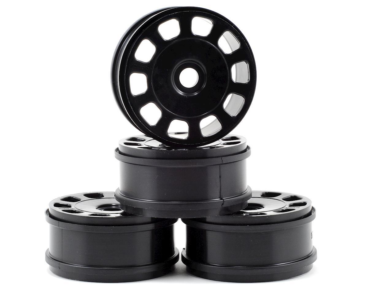 Kyosho 1/8th Off Road Wheels (4) (Black)