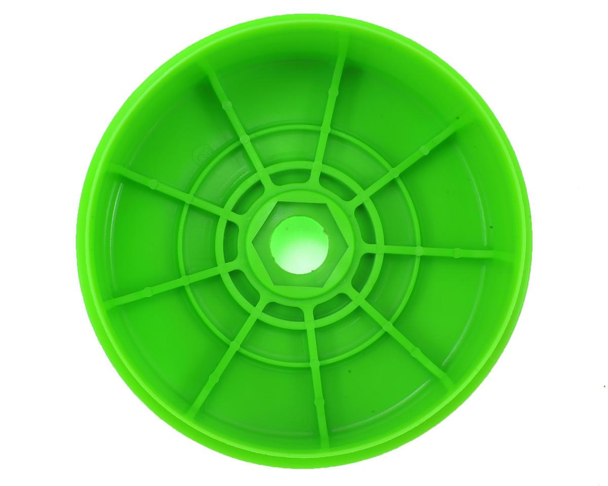Kyosho MP9 TKI4 1/8th Off Road Dish Wheels (4) (Green)