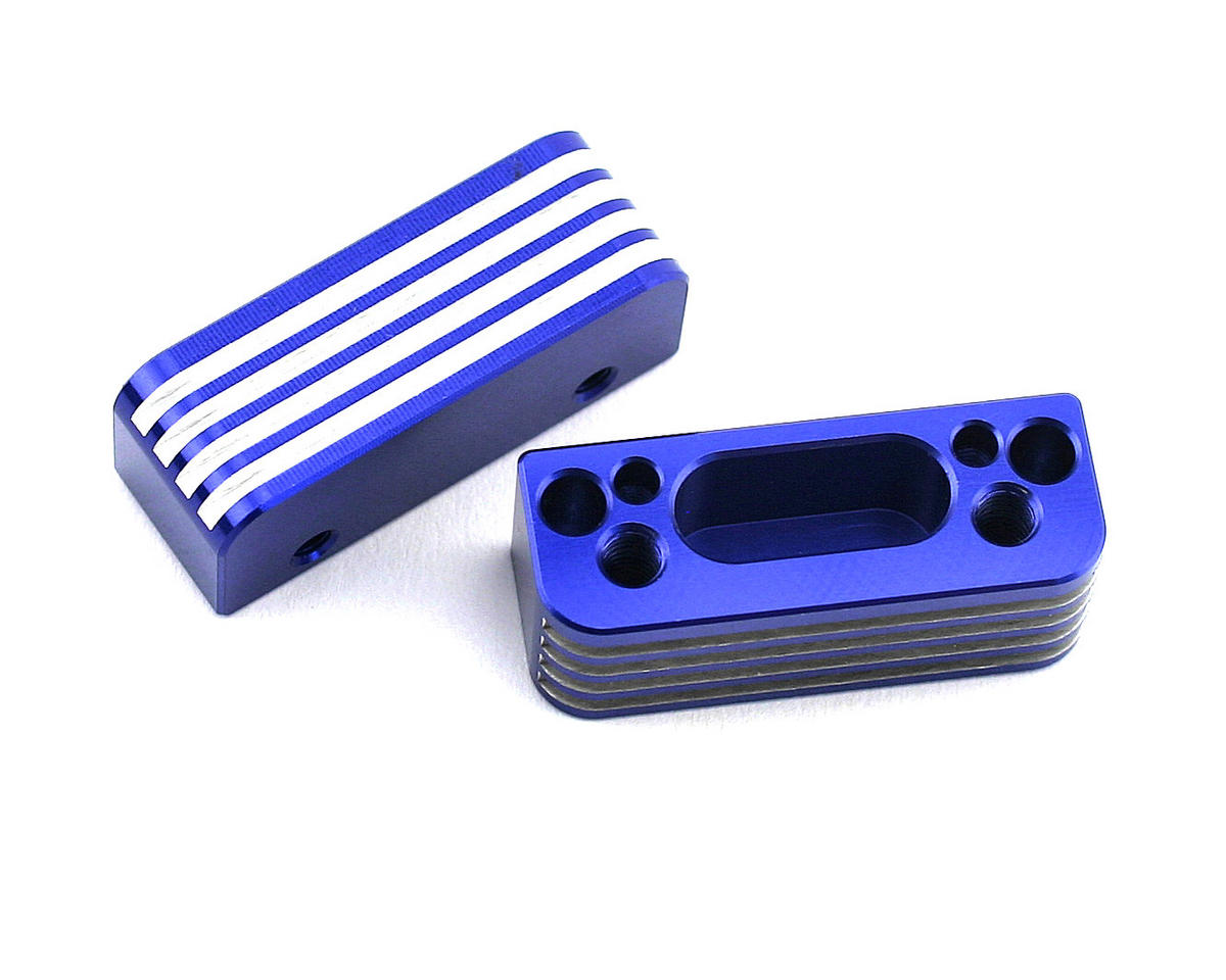Kyosho Special Blue Anodized Engine Mount