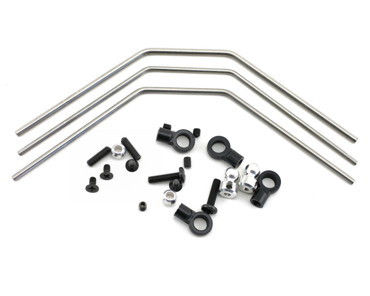 Kyosho Inferno GT/GT2 Front Sway Bar Set (2.1mm, 2.3mm, 2.5mm)