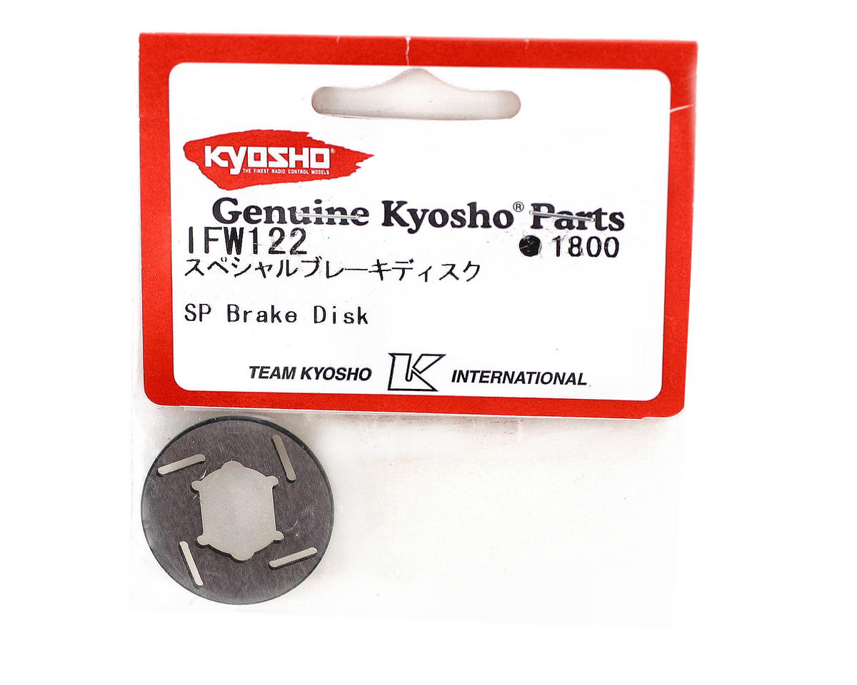 Special Brake Disk (1) by Kyosho