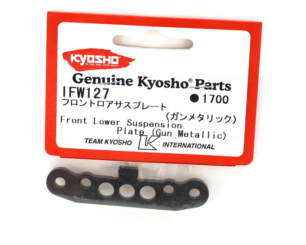 Kyosho Front Lower Suspension Plate