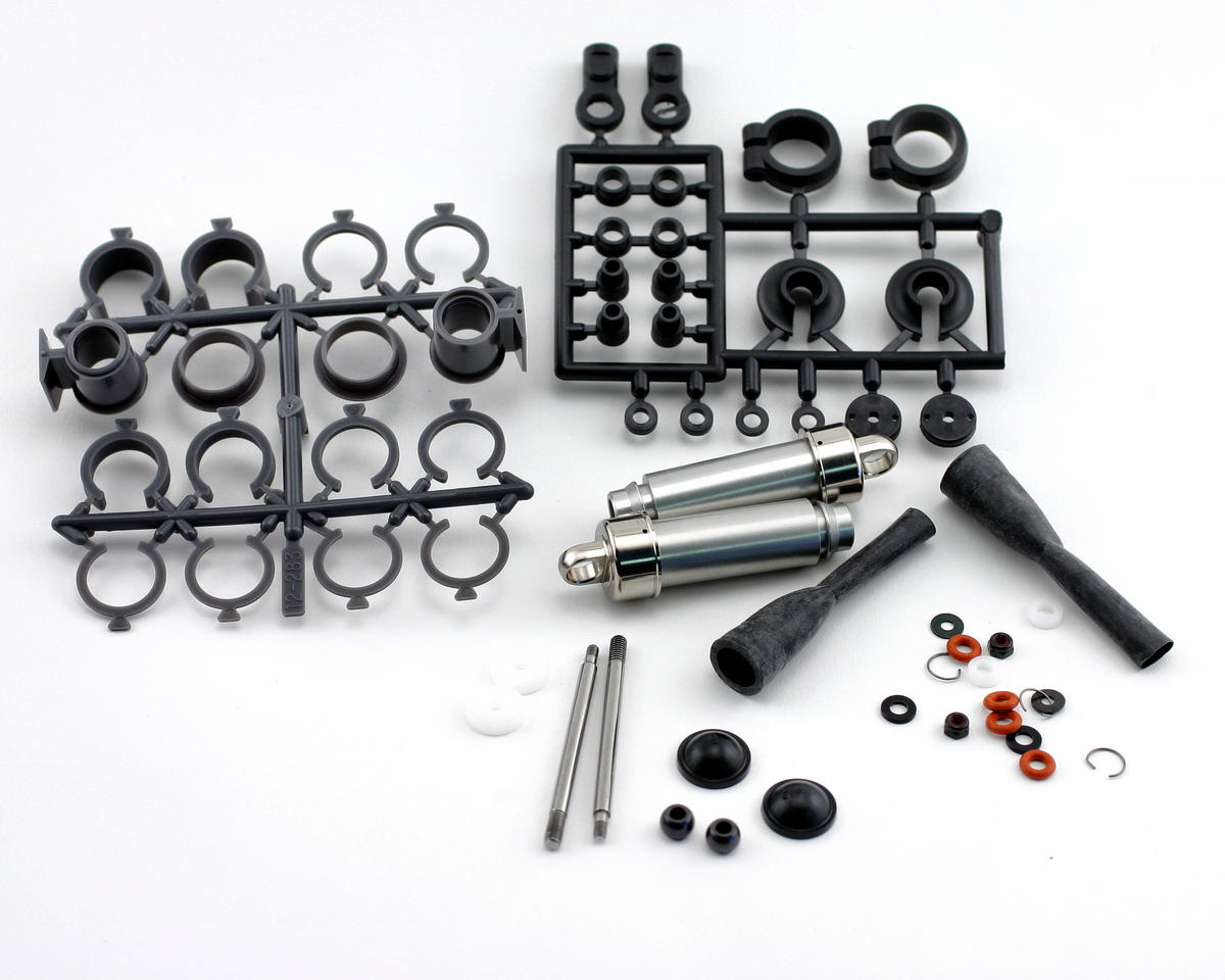 3.5mm Front Shock Set (MP7.5, MP777, MP777 SP2) by Kyosho