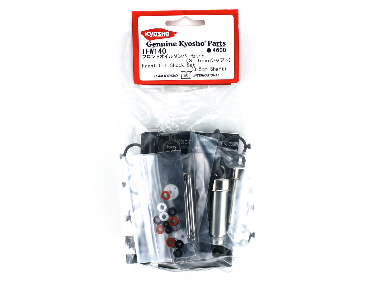 Kyosho 3.5mm Front Shock Set (MP7.5, MP777, MP777 SP2)