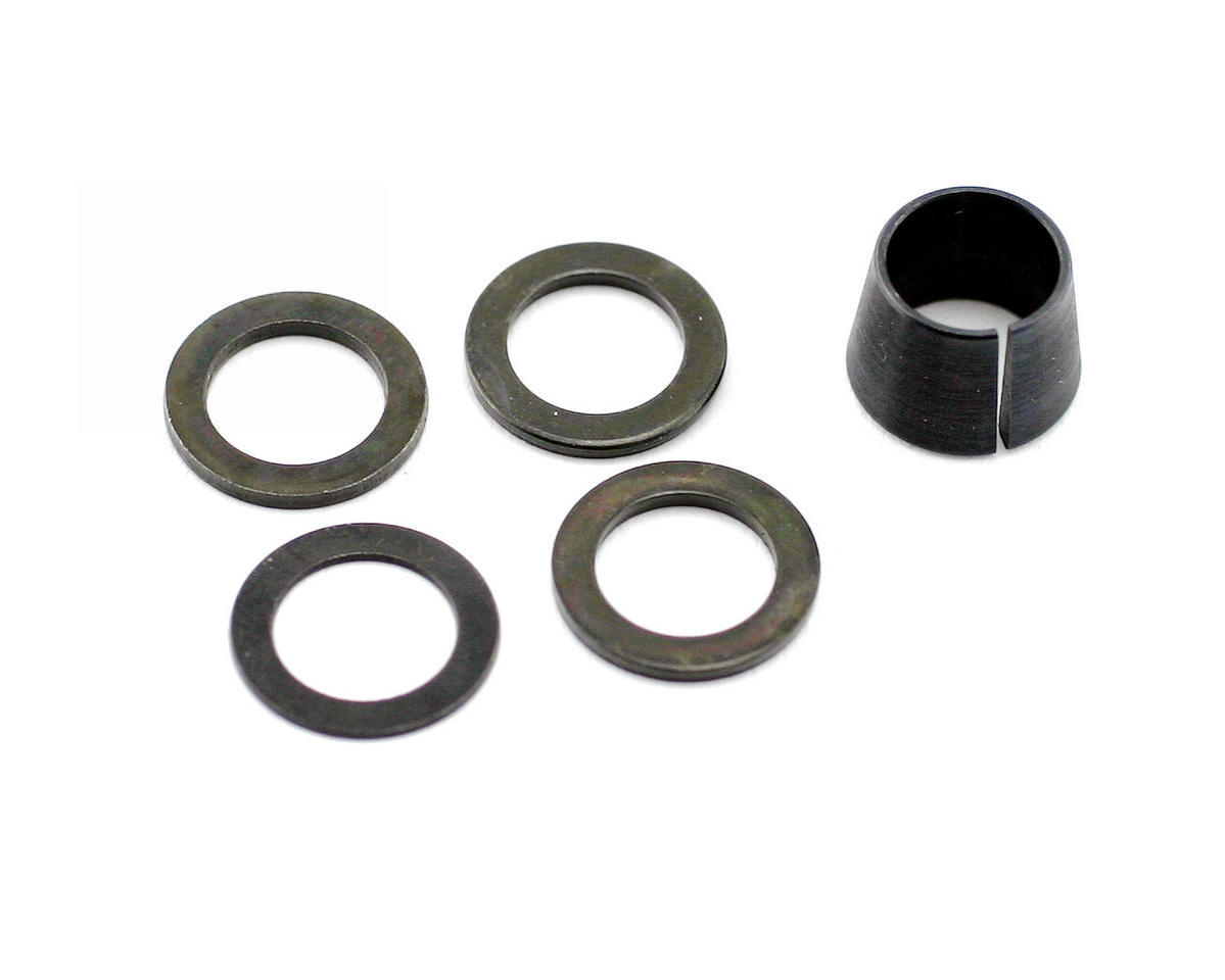 Tapered Flywheel Collet and Washer Set by Kyosho