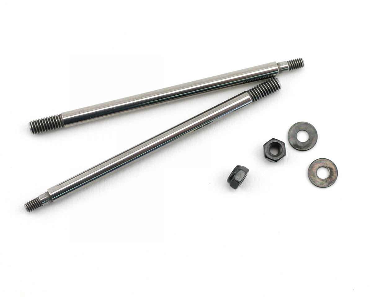 Kyosho Mad Force VE 3.5mm Rear Shock Shaft (2)
