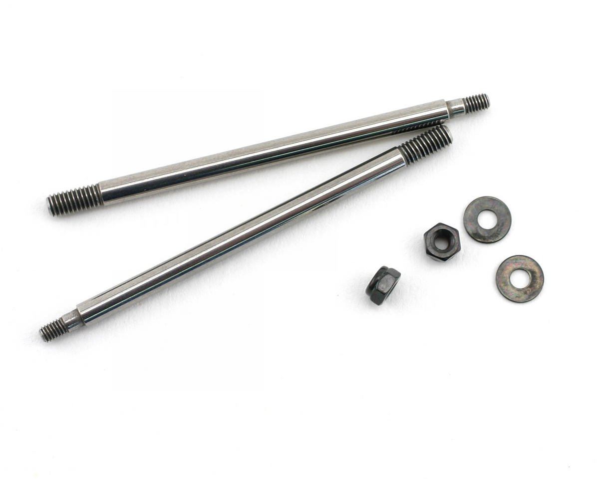 3.5mm Rear Shock Shaft (2) by Kyosho
