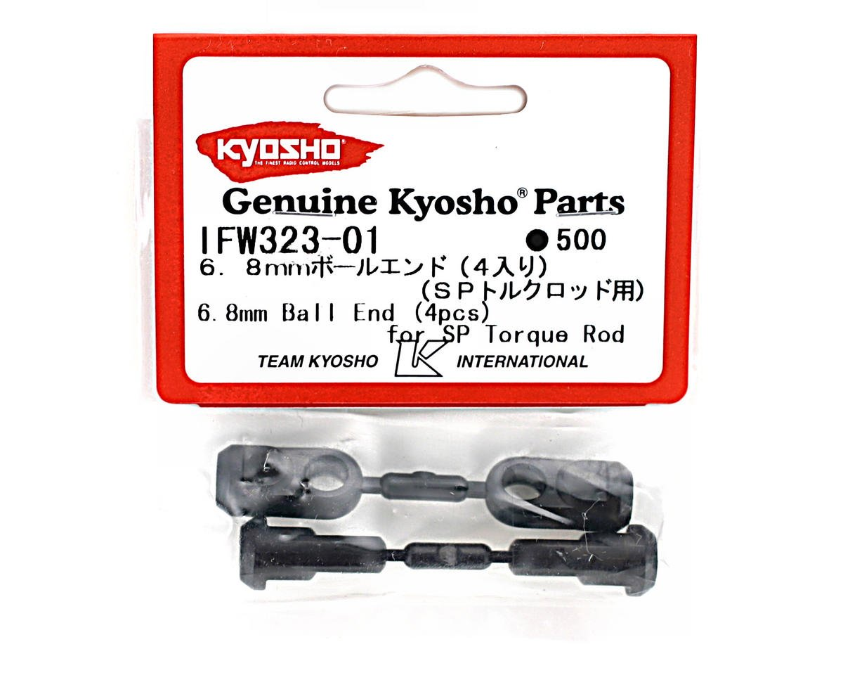 Kyosho Special Torque Rod 6.8mm Ball Ends (MP777, ST-R) (4)