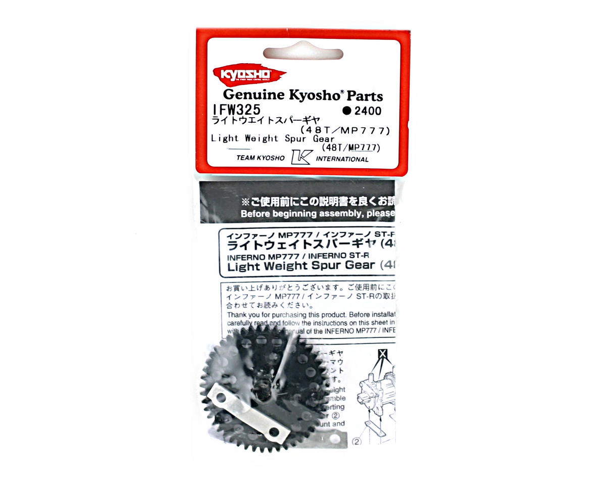 Image 3 for Kyosho Light Weight Center Differential Spur Gear (ST-R/MP777) (48T)