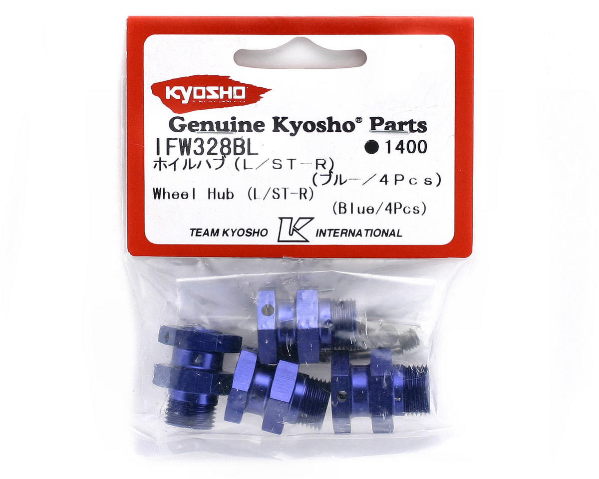 Kyosho 18mm Offset Wheel Hubs