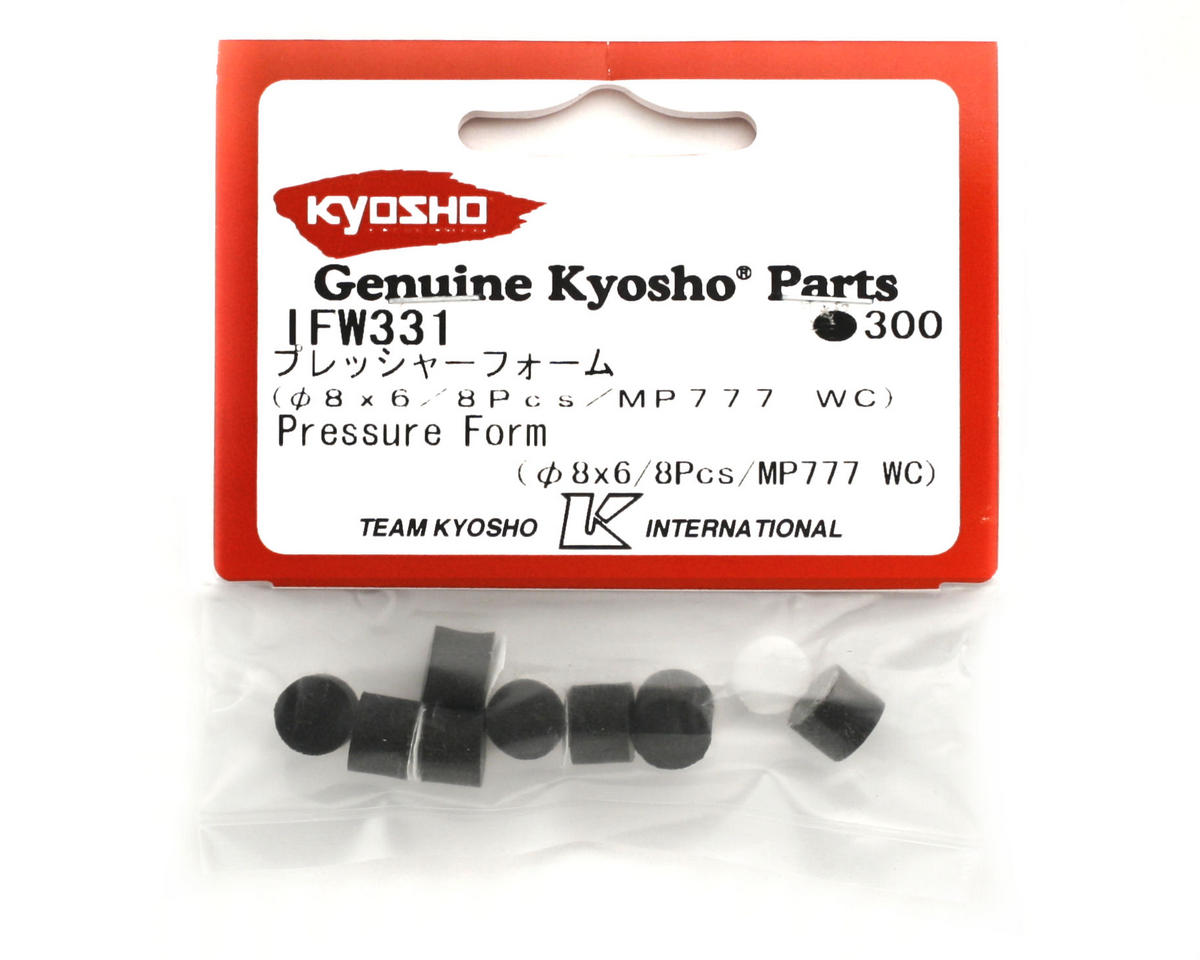 Kyosho Pressure Foam (MP777 WC) (8)
