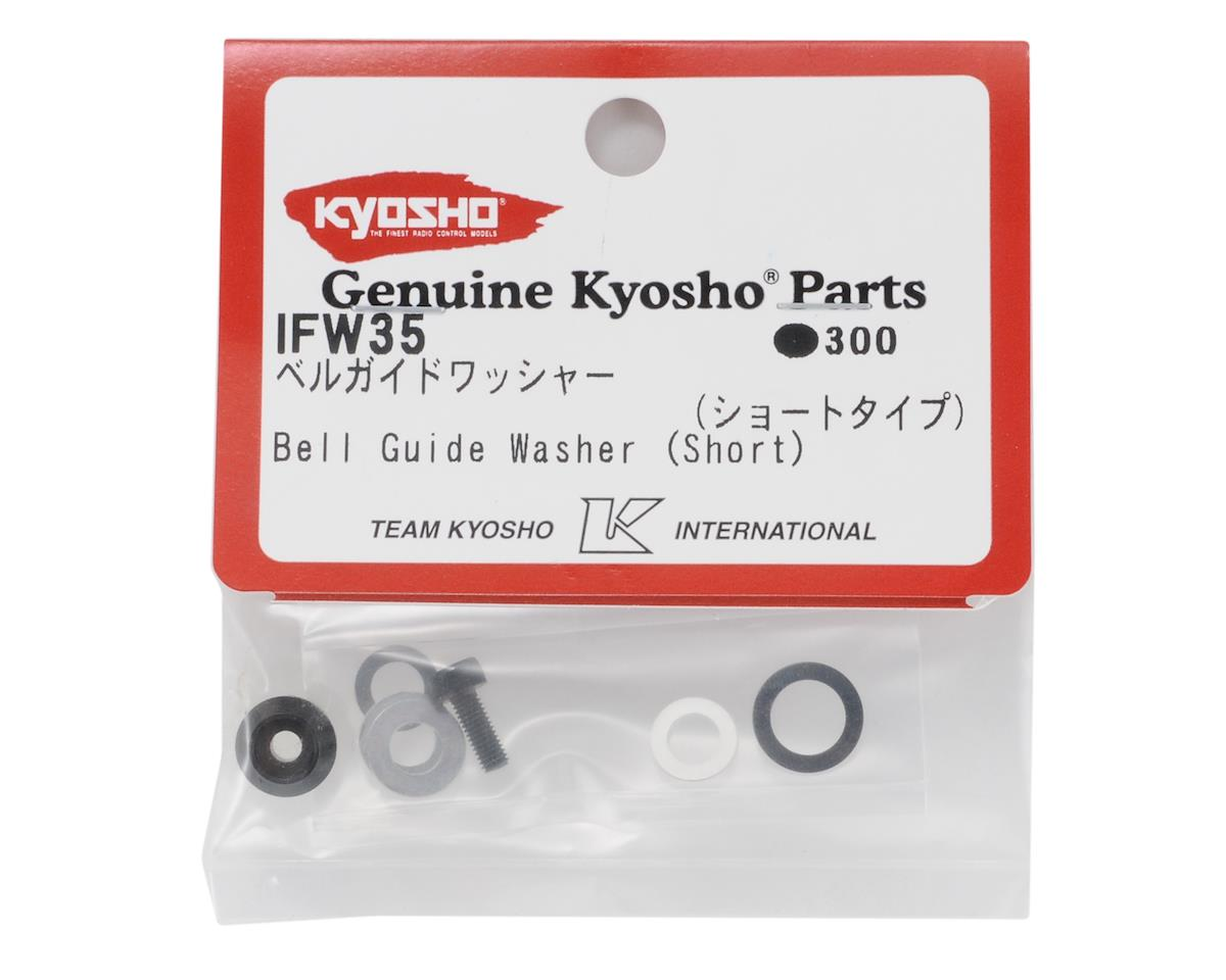 Kyosho Short Clutch Bell Guide Washer Set