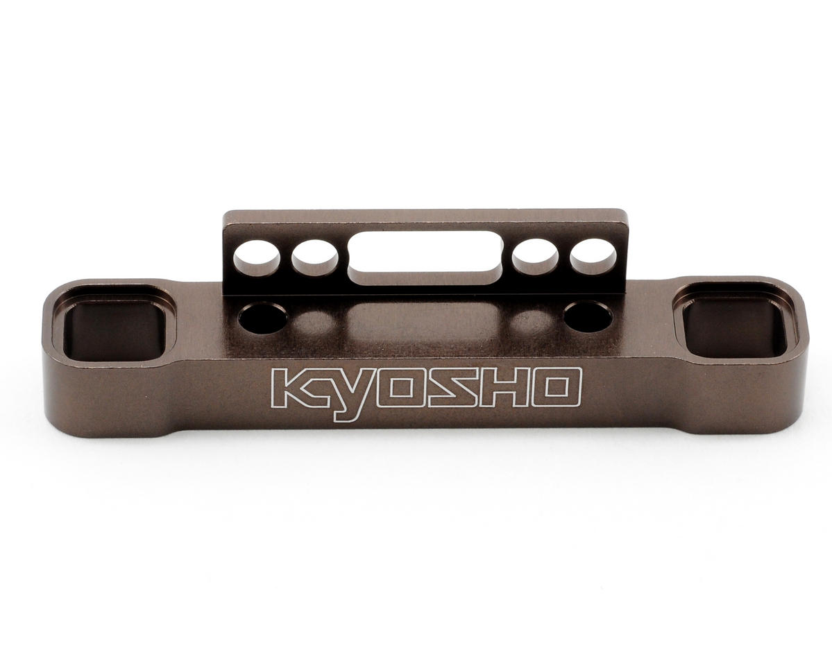CNC Rear Toe In Plate by Kyosho