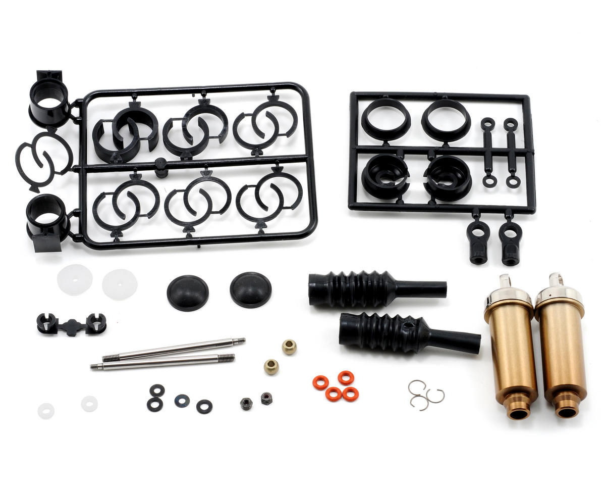 Kyosho Velvet Coated Medium Length Big Bore Shock Set