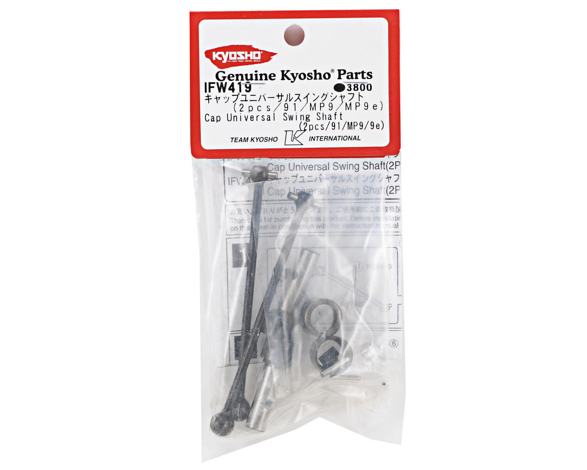 Kyosho 91mm Front CV Set (2)