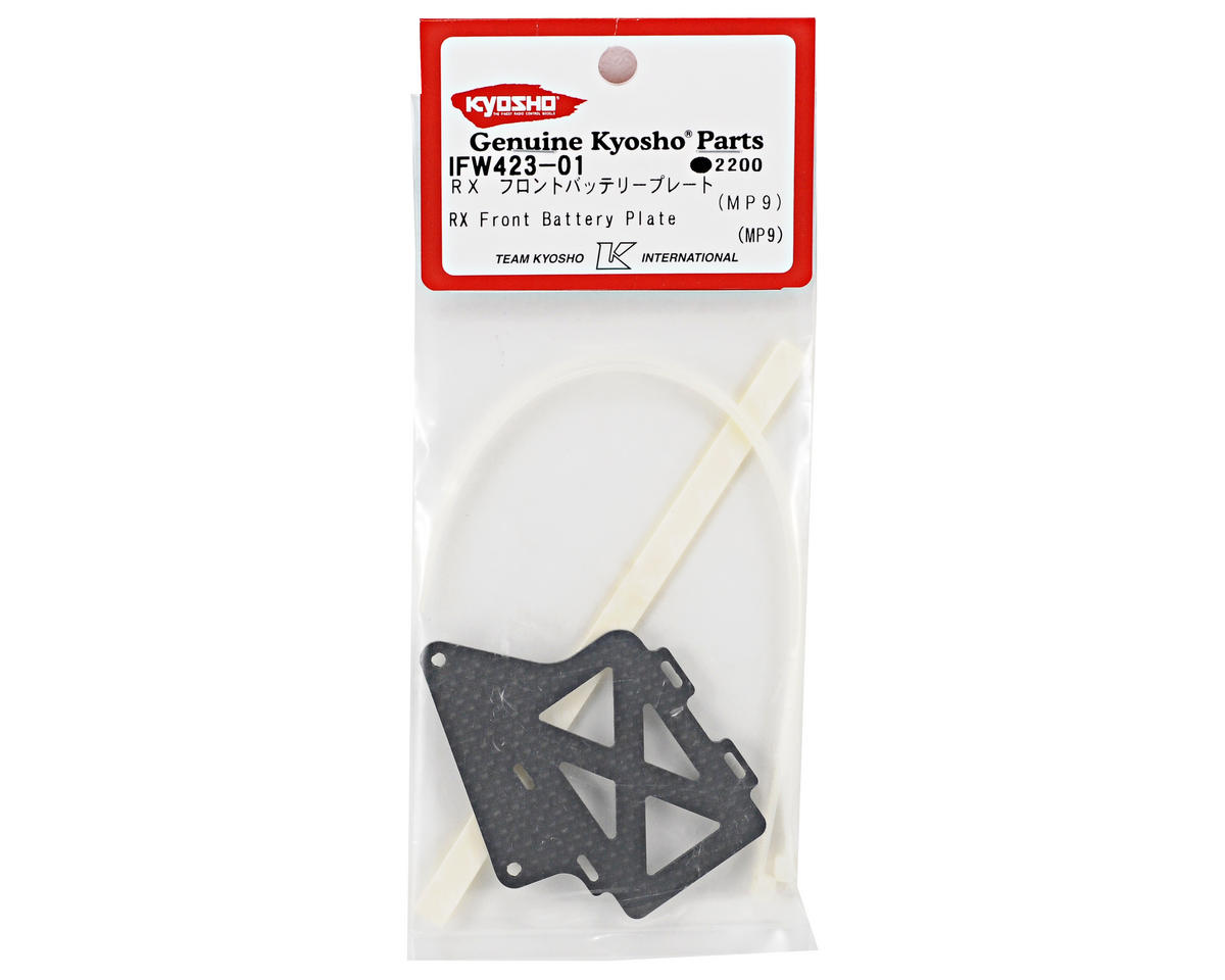 Kyosho Forward Mounted Receiver Battery Plate (TKI2 WC)