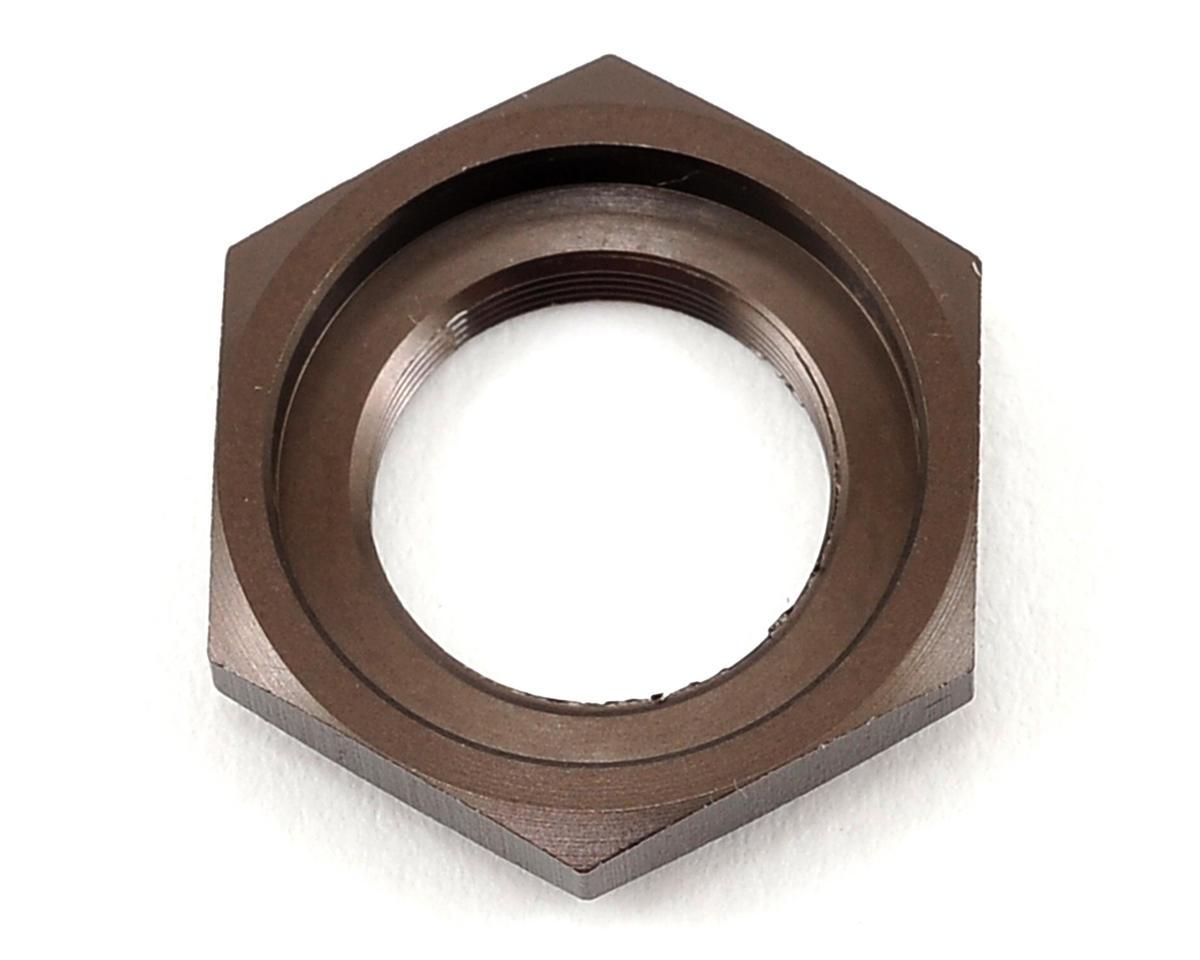 Kyosho Aluminum Hex Servo Saver Nut (Gunmetal)