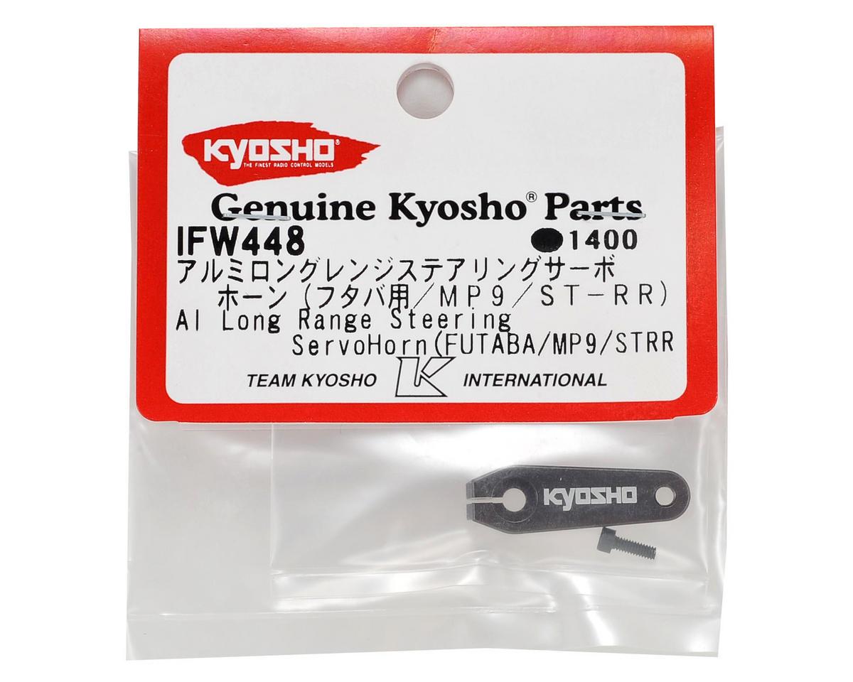 Kyosho Aluminum Long Steering Servo Arm (25T-Futaba)