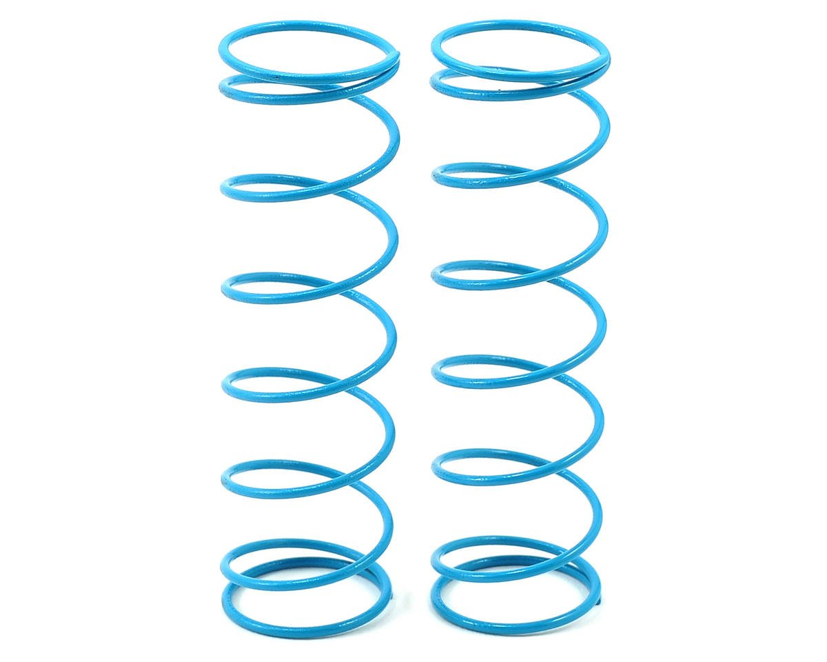 78mm Big Bore Shock Spring (Light Blue) (2) by Kyosho