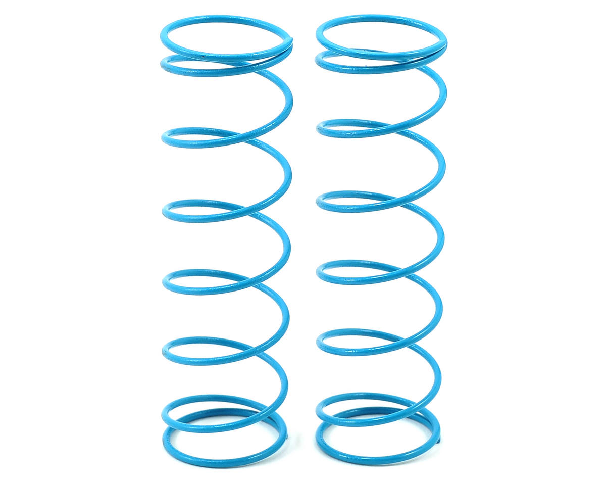 Kyosho 78mm Big Bore Shock Spring (Light Blue) (2)