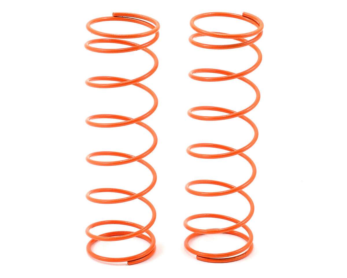 Kyosho 78mm Big Bore Shock Spring (Orange) (2)
