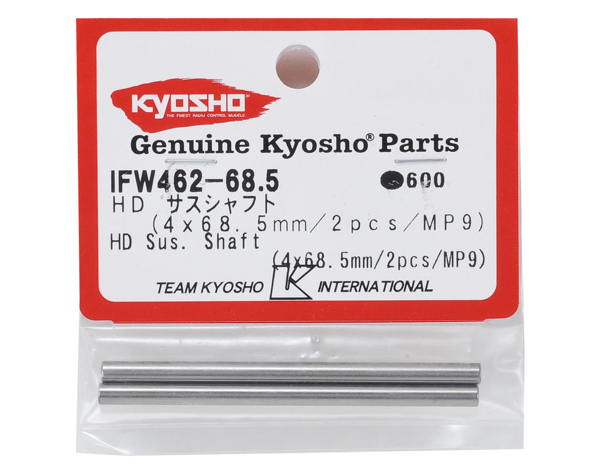 Kyosho 4x68.5mm TKI4 HD Rear Suspension Shaft (2)