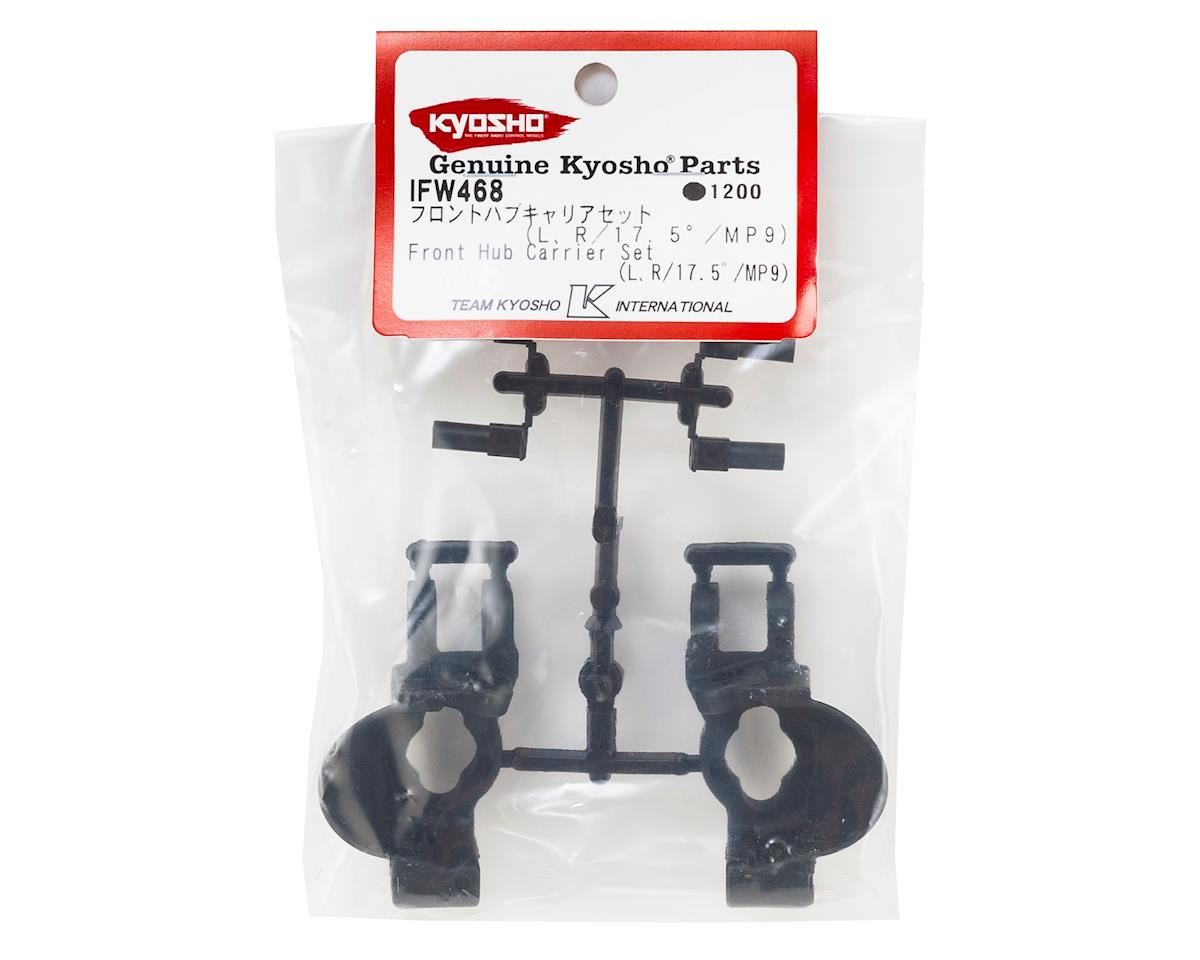 Kyosho Front Hub Carrier Set (17.5°)