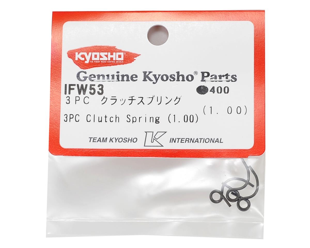 Kyosho 1.0mm Clutch Springs (3)
