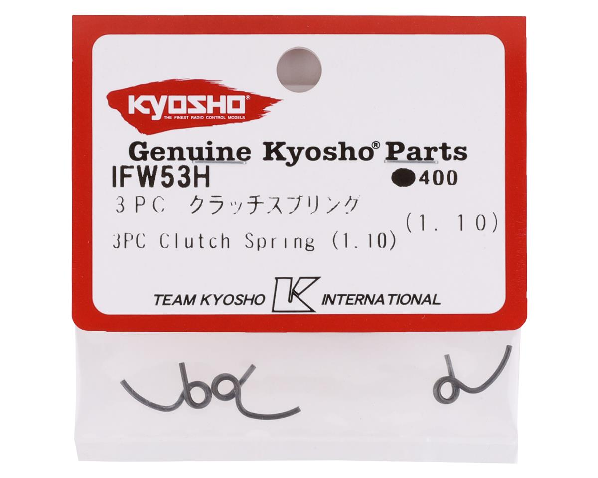 Kyosho 1.1mm Clutch Springs (3)