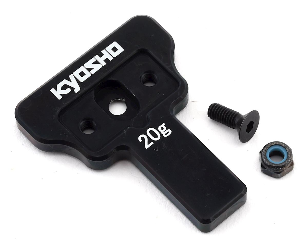 Kyosho MP10 Front Chassis Weight (20g)