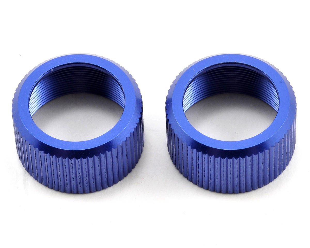 Kyosho Shock Cap Set (Blue) (2)