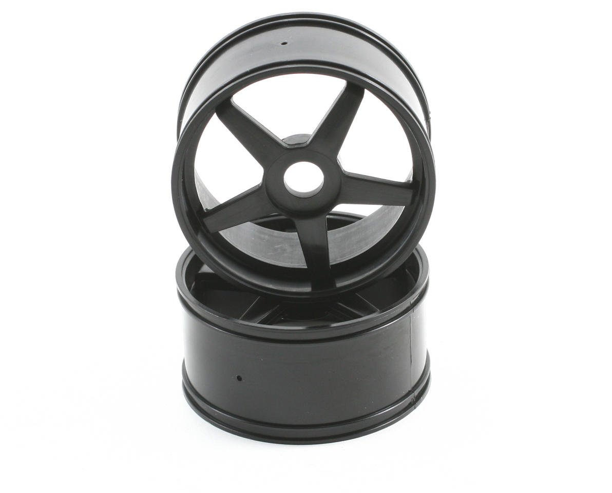 Kyosho Inferno GT 5-Spoke Wheel Set (2) (Black)