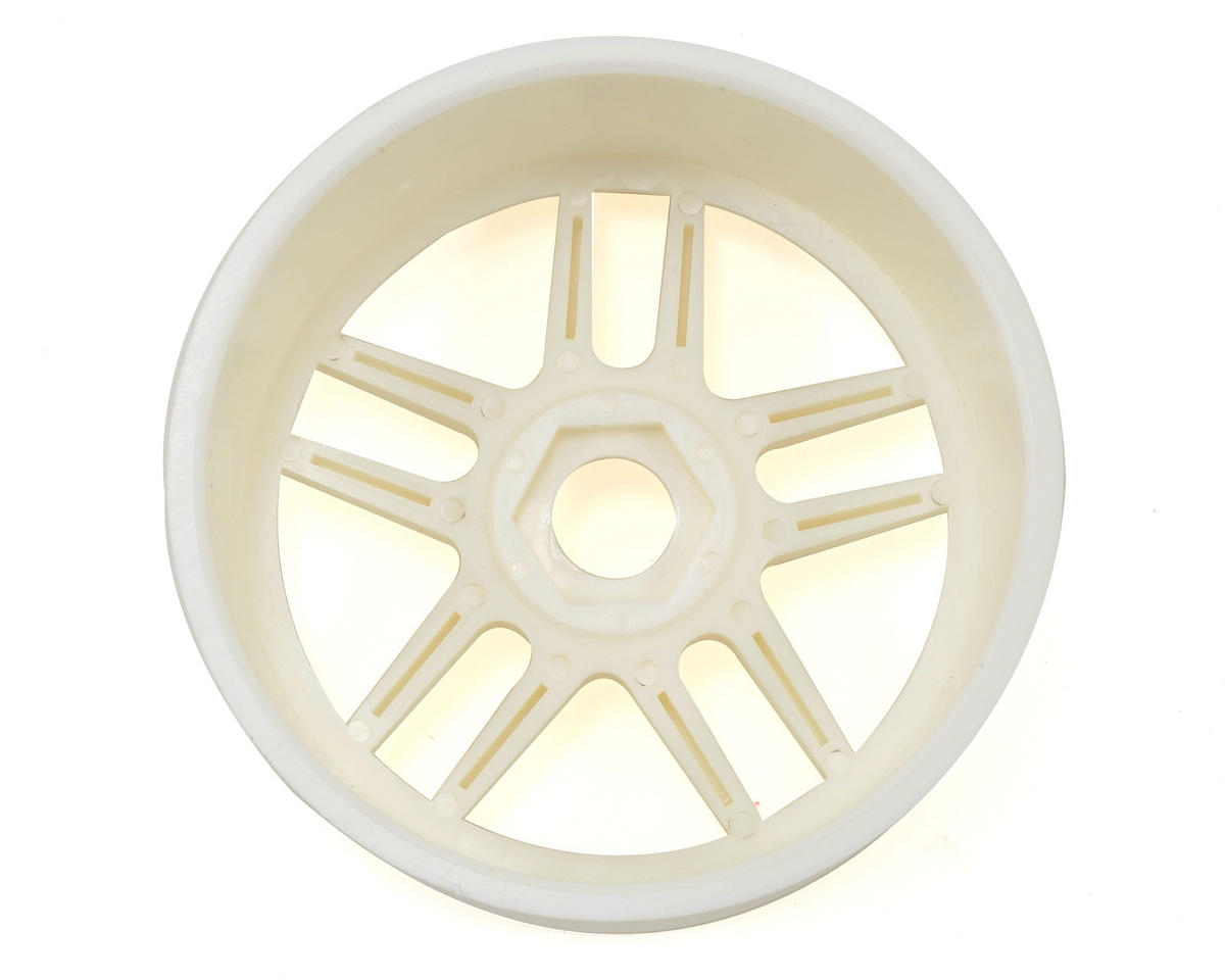 Kyosho Inferno GT 10-Spoke Wheel (2) (White)