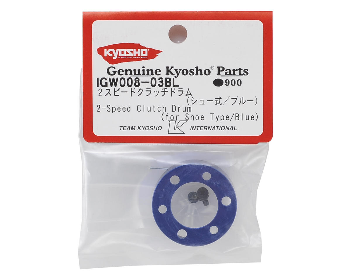 Kyosho 2-Speed Clutch Drum