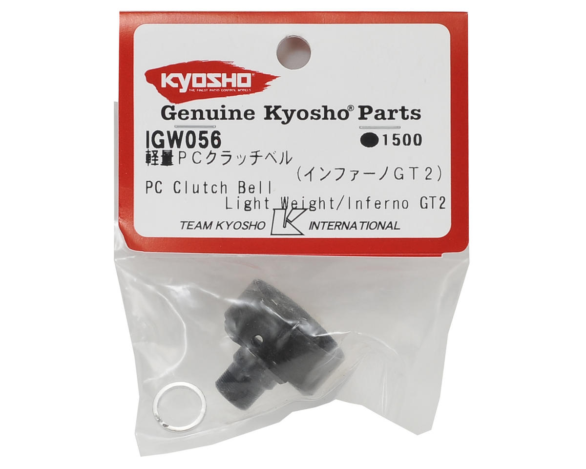 Light Weight Clutch Bell by Kyosho
