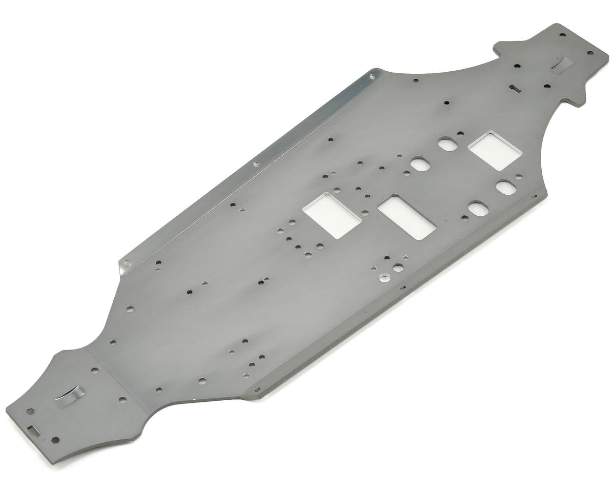 Kyosho Type-R GT2 Special Main Chassis (Stainless)