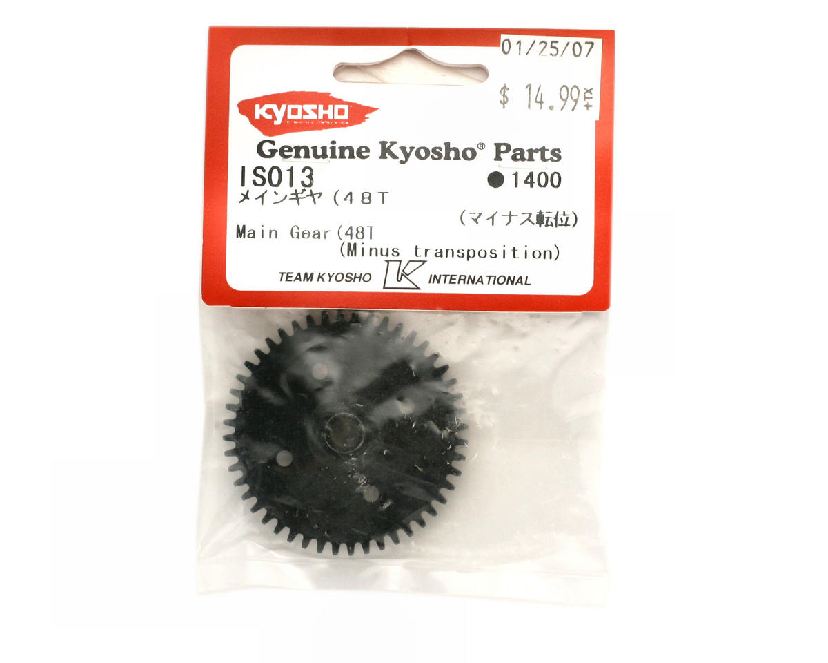 Kyosho Main Gear (48T Minus Transposition)