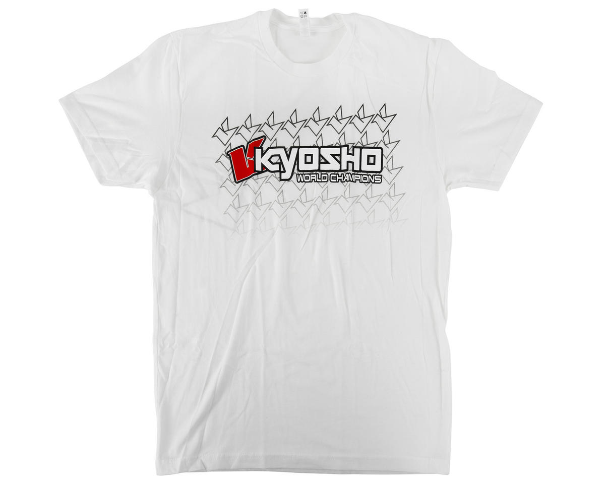"Kyosho ""K Fade"" 2.0 Short Sleeve T-Shirt (Black)"