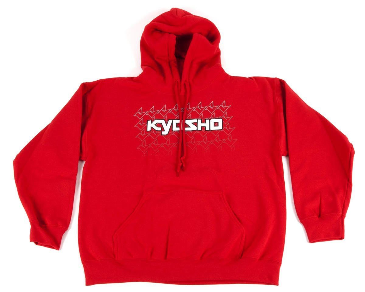 "Kyosho ""K Fade"" Hooded Sweatshirt"