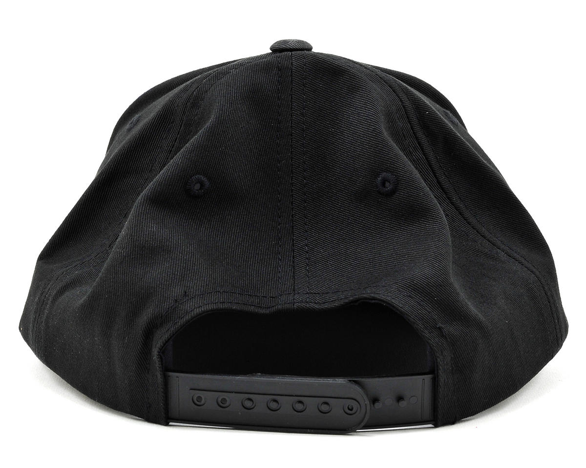 Kyosho Snap Back Hat (Black)