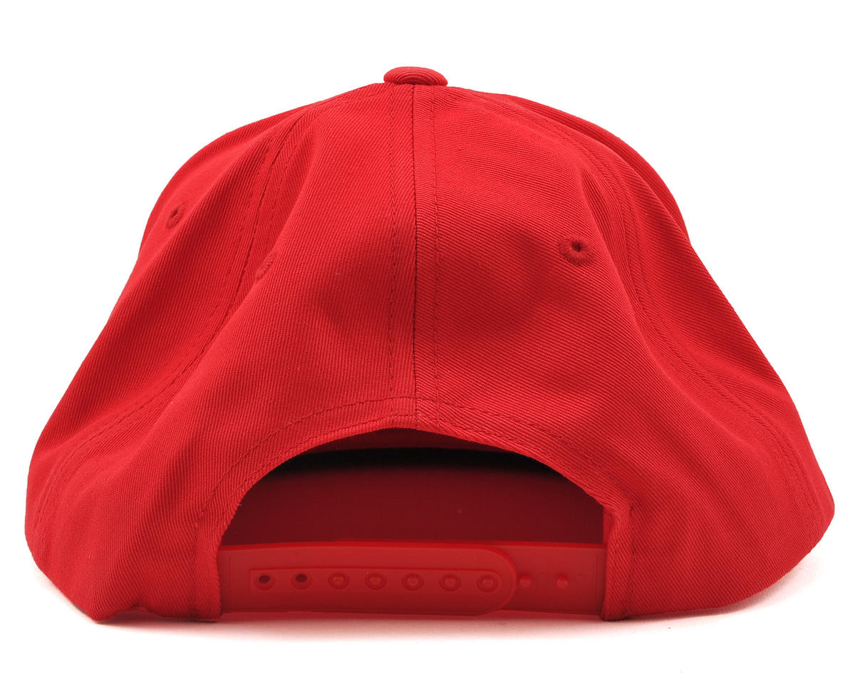 Kyosho Snap Back Hat (Red)