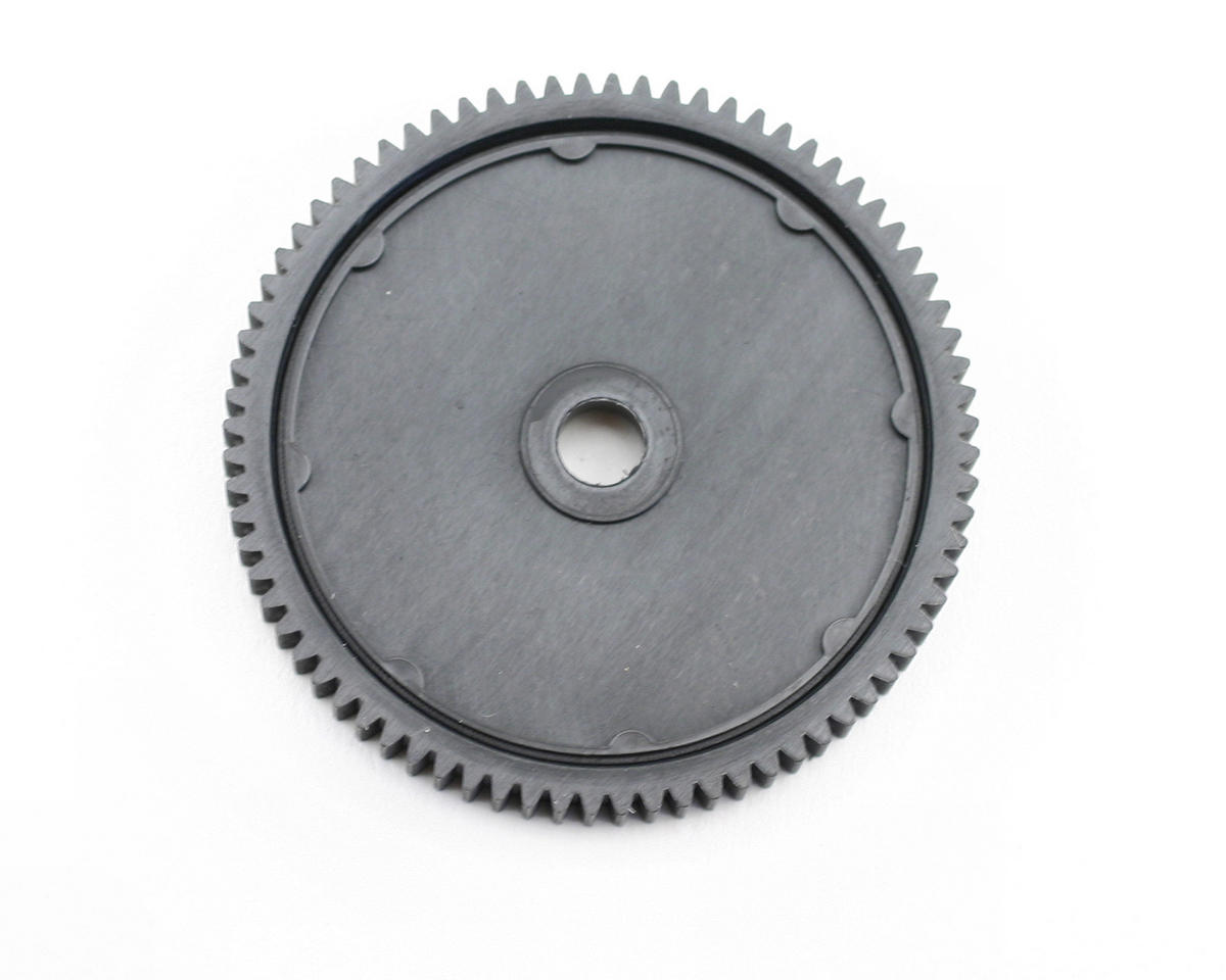 48P Spur Gear (76T) by Kyosho