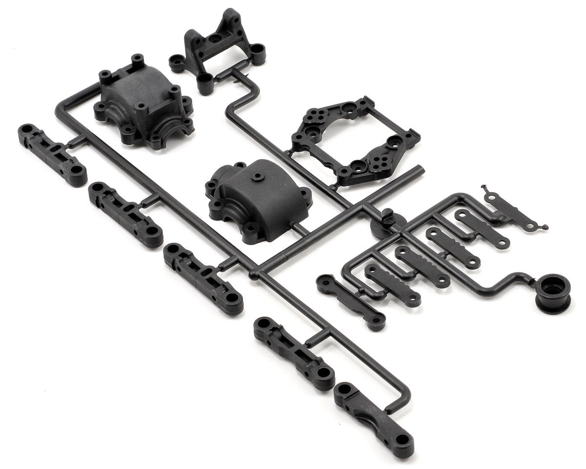 "Kyosho Carbon Composite ""B"" Bulk Head Set"